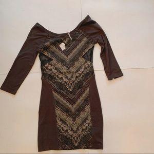 NWT Free People BodyCon Dress